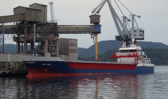 KGJ Cement - Fleet List